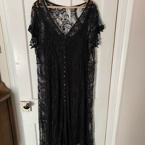 Lace dress from Torrid